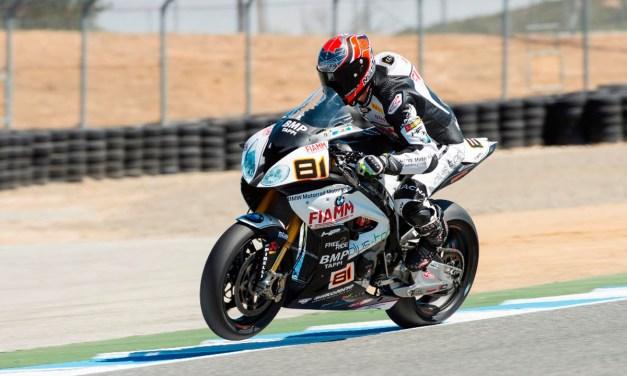 Séptimo de Torres y Althea BMW en SBK programado práctica en Laguna Seca