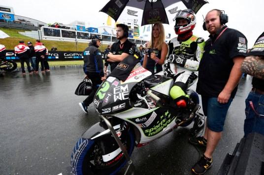 Raffin, German Moto2 Race 2016