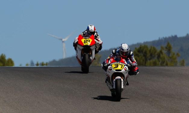 Augusto Fernández y el Targobank CNS Motorsport se quedan a las puertas del podio