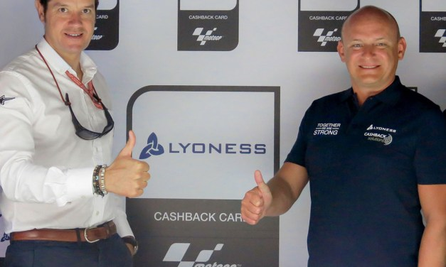 Lyoness con Dorna Sport en MotoGP