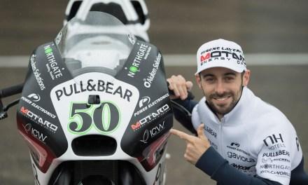 """Eugene Laverty: """"Recuerdo hace muchos años cuando pensar en MotoGP era un sueño muy lejano"""""""