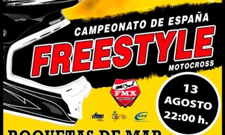 La 5ª prueba del nacional de Freestyle se celebra en Roquetas de Mar