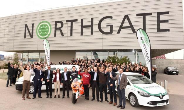Northgate apoya al Mahindra Aspar Team en el Gran Premio de Gran Bretaña