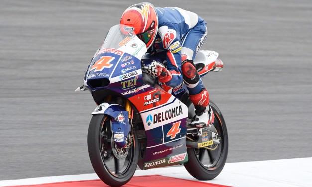 Bastianini y Di Giannantonio a por el rápido Brno