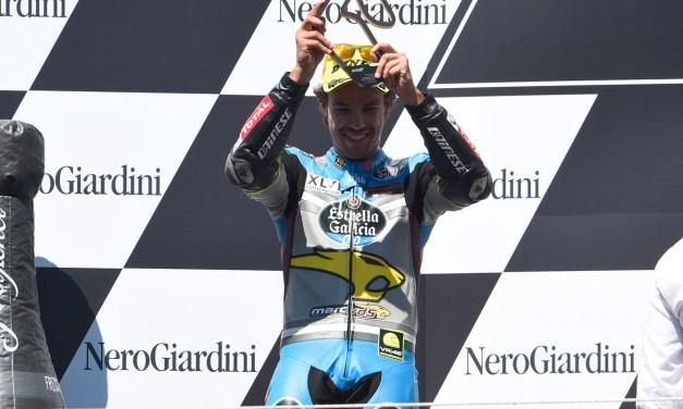 Morbidelli logra el mejor resultado de su carrera tras terminar segundo en Austria