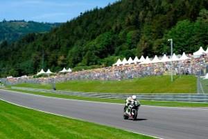Raffin, Austrian Moto2 Race 2016