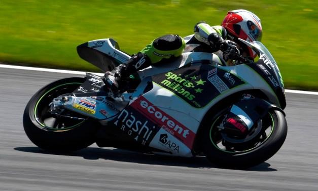 Jesko Raffin acaba 24º la carrera del GP de Austria