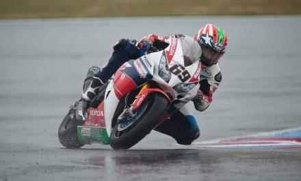 Desafío de la lluvia al Honda WorldSBK