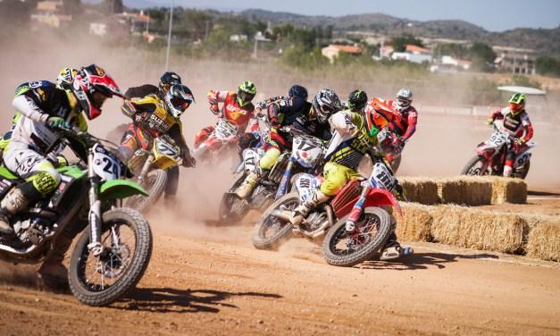 La RFME Copa de España de Flat Track vuelve a la acción en Barcelona