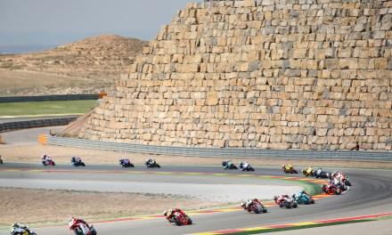 Presentación spot Gran Premio Movistar de Aragón de MotoGP