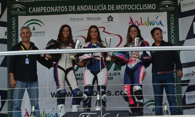 Sara Sánchez gana la Women's Open Cup Yamaha R3