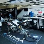 El equipo BMW Racing Althea listo para Francia