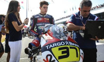 Cuarta posición para Augusto Fernández y el Targobank CNS Motorsport en Jerez