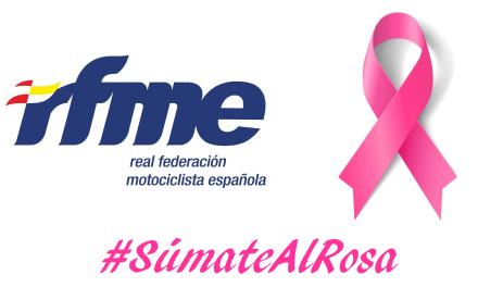 La RFME se une al Día Mundial contra el cáncer de mama