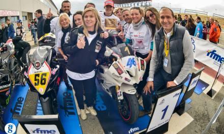 La Copa de España Femenina de Velocidad se celebró con récord de inscripción