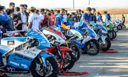 La acción se traslada a la pista en la final de MotoStudent en MotorLand