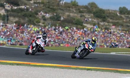 Héctor Barberá y Avintia Racing completan un gran año en Valencia