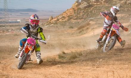 El Campus femeninos de Trial, Motocross y Enduro se celebrarán este fin de semana