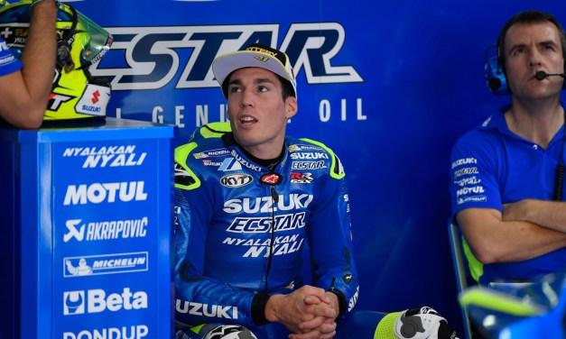 SUZUKI ECSTAR  para el final en Valencia de MotoGP ™