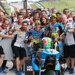 Morbidelli logra la pole position en Austin