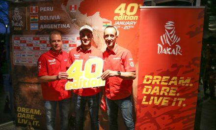 Presentado el Dakar 2018: el HIMOINSA Racing Team arranca motores