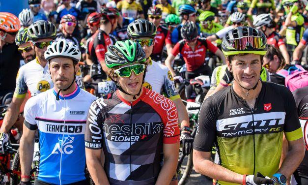 Cattaneo y Longo se llevan la primera etapa de la Vuelta con una estratégica victoria