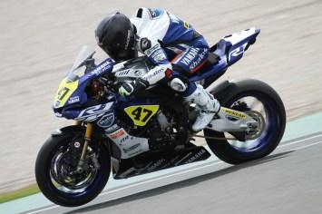 Ángel Rodríguez - Team Yamaha Stratos