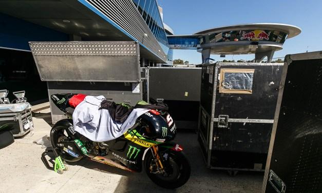 Arranca la actividad del Gran Premio Red Bull de España