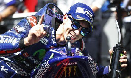 Viñales victorioso en Le Mans