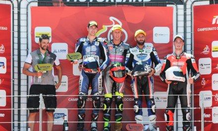 Victoria para Carmelo Morales y el Graphbikes easyRace SBK Team en Aragón