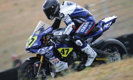 El Yamaha Stratos Team llega a MotorLand Aragón con la victoria como objetivo