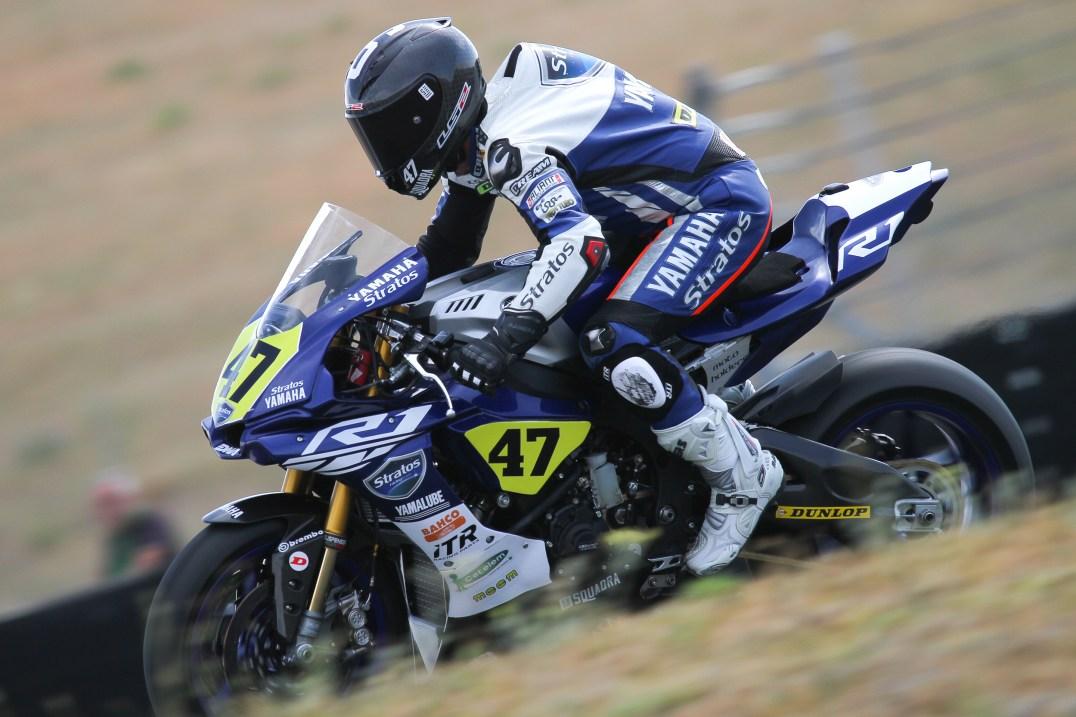 Ángel Rodríguez, Yamaha Stratos Team