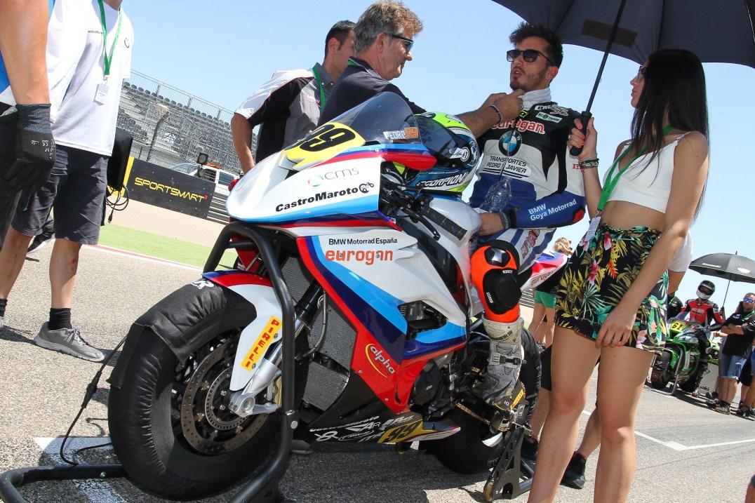 Pedro Rodíguez, BMW Castro Maroto Team, Circuito de Motorland Aragón