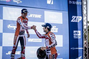 Repsol Honda Team Trial