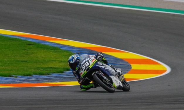 Pole de Moto3 para Vicente Pérez en el FIM CEV de Valencia