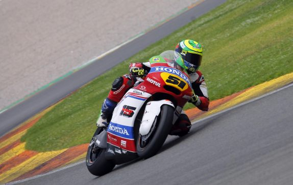 Eric Granado, Circuit Comunitat Valencia, FIM CEV Repsol