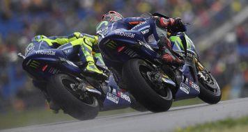 Movistar Yamaha MotoGP, Valentino Rossi, Maverick Viñales