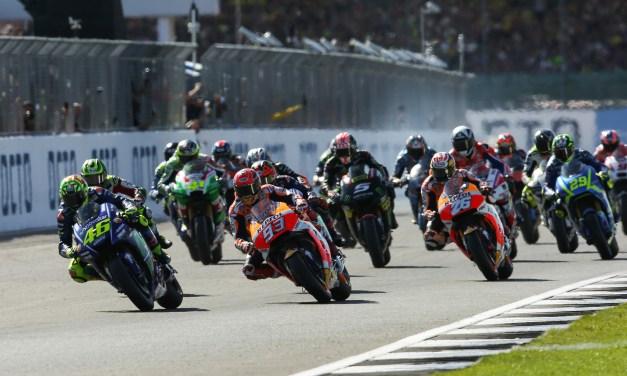 Complicado domingo para el equipo Repsol Honda