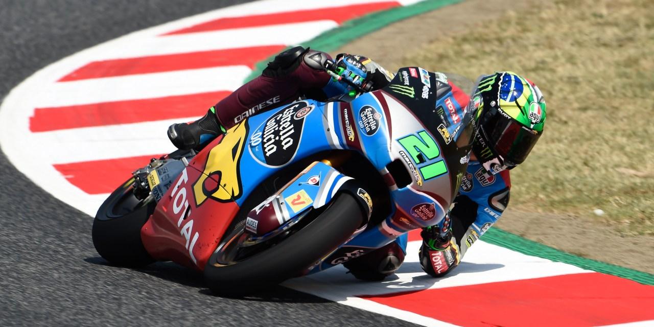 Morbidelli y Márquez, deseando volver a pista en Brno