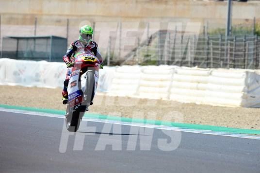 Teammotofans, Circuito de Jerez, #YD, Yiyo Dorta