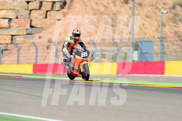 Álex Viu, Teammotofans, #YD, Circuito Motorland Aragón, Moto3,