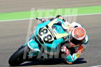 Ricky Cardús, Teammotofans.com, #YD, Circuito Motorland Aragón, Moto2,