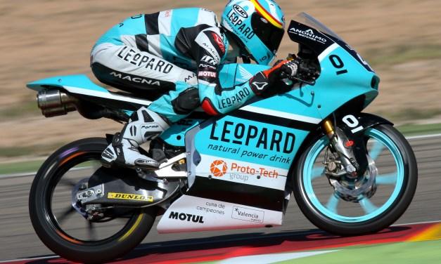 El Leopard Junior Team cerrará este fin de semana la temporada con el podio como objetivo