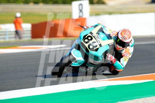 Ricky Cardús, Teammotofans.com, #YD, Yiyo Dorta, Circuit Comunitat Valenciana