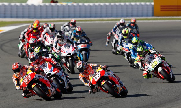 FIM Grand Prix World Championship, lista definitivas pilotos