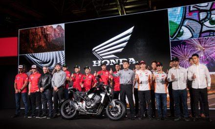 El Monster Energy Honda Team se une a los equipos HRC en Milán
