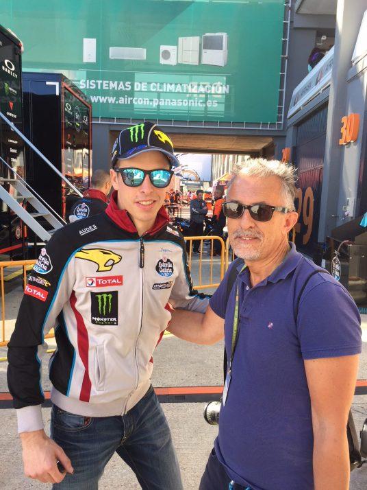 Álex Márquez, Yiyo Dorta, #YD, teammotofans.com, Circuit Comunitat Valenciana