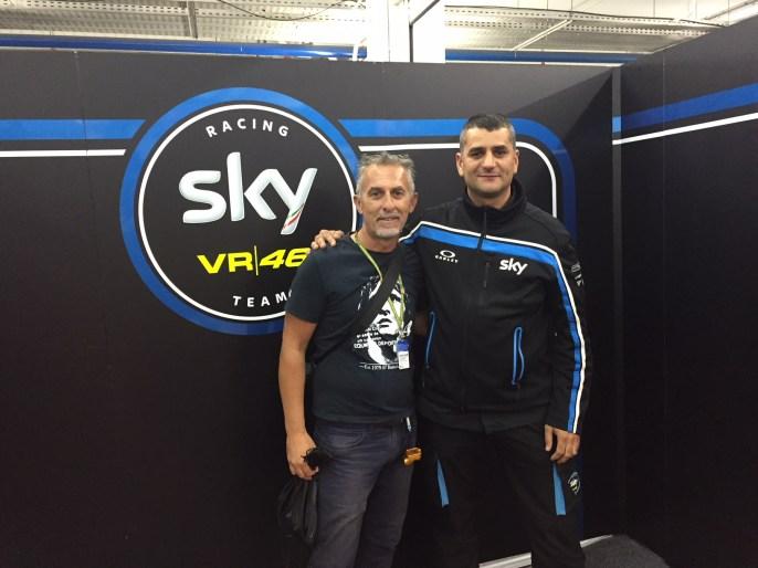 Miguel Gómez, Sky Racing Team VR46, Yiyo Dorta, #YD, teammotofans.com, Circuit Comunitat Valenciana