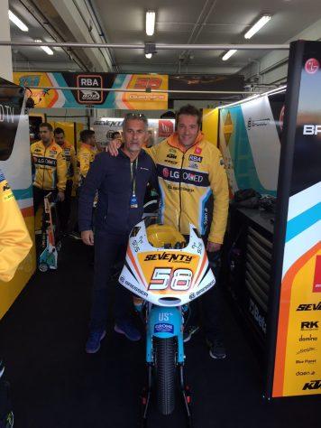 Javi Del Amor, Yiyo Dorta, #YD, teammotofans.com, Circuit Comunitat Valenciana