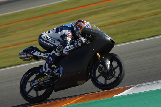 Jorge Martín, Circuit Comunitat Valenciana